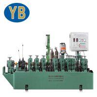 佛山不锈钢金属波纹管制管机 不锈钢保温杯制管机 优质焊管机