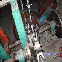 刺丝滚笼验收标准 高铁滚栏刺丝 毛刺钢丝绳