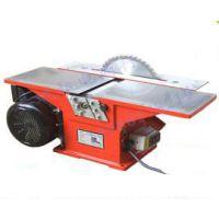绵阳MB120台刨微型多功能平刨MB200型三合一木工机总代直销