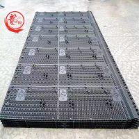 西安横流塔维修需更换BAC冷却塔填料尺寸1300mm厂家可定制——河北龙轩