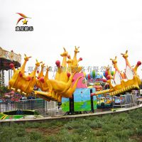 TX--HLDST欢乐袋鼠跳利润空间大小儿童户外游乐设备