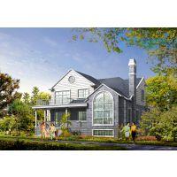法式风格别墅 大圣豪斯轻钢别墅 钢结构工程 211号房屋 BJ 平谷