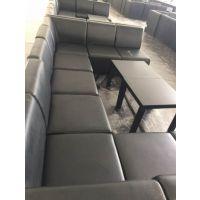 广州会展活动沙发租赁 白红黑色单人双人沙发出租 卡座租赁