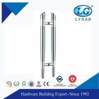 不锈钢拉手玻璃门把手大门拉手豪华门圆管把手电梯扶手厂家定制