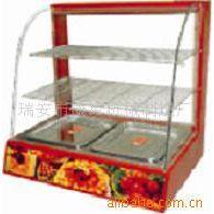 供应多功能烧烤展示柜三层弧形 水果饮品定做熟食展示柜厂家直销