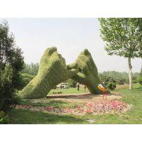 2019孔雀凤凰绿雕造型定制制作 百款款式雕塑任您选择