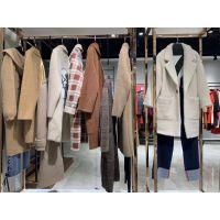 广州品牌女装批发市场当季新款秋冬装折扣批发拿货