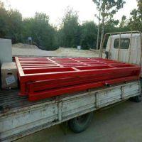 MR-100新型加长平板工程洗车台