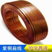 专业生产C1100红铜扁线环保T2红铜扁线品质保证
