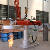 生产销售工业燃烧器液化气钢包烘烤器