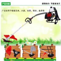 大棚果园锄草机 背负式割草机 农用多功能旋地机