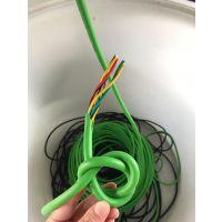 客户拖链电缆中度柔性拖链电缆