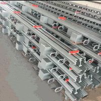 异型钢毛勒缝特点#全南县桥梁伸缩缝施工造价低