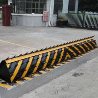 半自动伸缩立柱 液压一体式升降柱 全自动升降路桩电动路障