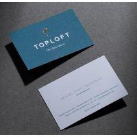 定制印刷订制定做印个性名片卡片设计免费 优品名片彩色名片制作