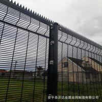 沃达供应358加密防护网 出口标准密纹网片 防爬网 358密纹网