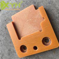 酚醛电木精雕铣槽加工 厂家热销供应 复合材料绝缘胶木