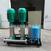 进口威乐水泵不锈钢三泵恒压变频供水设备MVI5209二次供水定压给水设备上海总代理