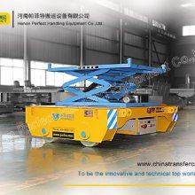 380V安全滑触线轨道电动平车图纸及安装方法