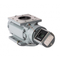 厂家直销LLQ-DN80 气体腰轮流量计 罗茨流量计