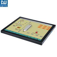 DW-170TPC-A 厂家直销工业平板电脑触摸一体机工控机电脑