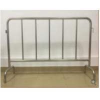 深圳厂家销售不锈钢铁马护栏移动铁马围栏工地不锈钢铁马围栏