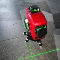 临沂4线强光点商用绿光水平仪 室外两线木工4线三线测绘仪器12线