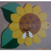 供应花造型礼品 木制花配件厂家生产