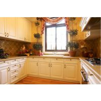 小户型厨房装修-漆彩焕新装饰公司-青山厨房装修