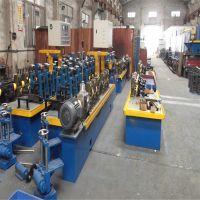 安徽高端焊管机组精密焊管成型生产线高频焊管机组厂家直销
