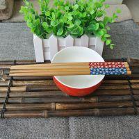 碳化酒店楠竹筷子火锅店超市竹筷套装环保无毒木筷餐具