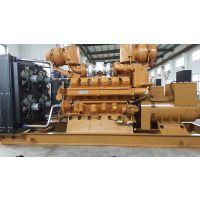 大功率柴油发电机组理想选择--济柴柴油发电机组,800KW功率输出,节能环保