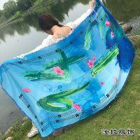 围巾工厂浙江龙翔,定制品牌龙翔围巾,专业加工围巾生产工厂