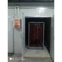燃气(油)热风炉式烘房 加工定制农产品烘干机 温度均匀 四川旗云