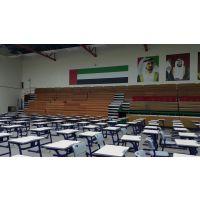 供应中高端课桌椅HY-0235建晟制造