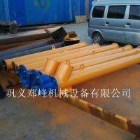现货热销螺旋上料机 混凝土输送泵 垂直式螺旋输送机 自动化设备
