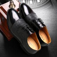 承发2018春季新品男士商务皮鞋正装男鞋棉鞋品牌鞋子批发一件代发