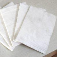 免费提供长丝土工布铺设方案 200g聚酯长丝土工布搭接缝合方法