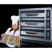 赛思达烤箱外形豪华美观、气派,适用于商场、超市、现烤店。 采用无缝不锈钢燃烧棒,烘烤效果更佳。