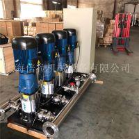 小区高层恒压变频供水泵CDM15-9扬程怎么计算