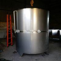白酒罐子制造厂家 不锈钢储运罐售价 100吨立式不锈钢储酒罐价格咨询
