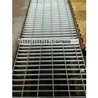 包头厂家直销钢格板,沟盖板热镀锌处理高效防腐303/30/100