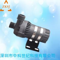 汽车配件新能源汽车电子水泵12V24V磁力增压冷却辅助电子水泵