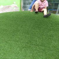 假草坪怎么铺 深圳假草坪 幼儿园仿真草皮