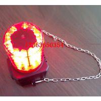 铁路多功能声光报警灯 防爆LED声光报警器红闪灯汇能