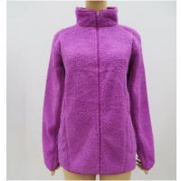 女士羊羔绒外套 秋冬抓绒衣 女户外开衫 加绒外套羊羔绒