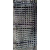 格栅钢格板 热镀锌格栅钢格板 平台格栅钢格板 锦垚钢格板