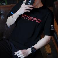 低价清货韩版男装T恤纯棉短袖男士上衣清仓5元以下服装清货
