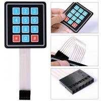 厂家定做加工薄膜开关按键PVC面板PC面板PET面板标签面贴面膜标牌