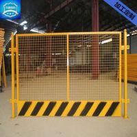 供应优质基坑护栏临边防护栏网施工电梯门水坑洞口安全防护网